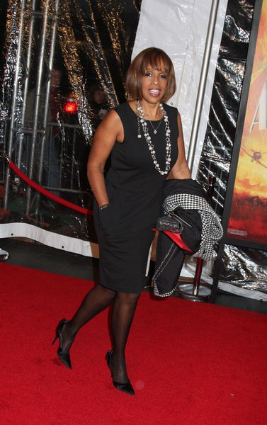 Gayle King at 'Australia' New York City Premiere at Ziegfeld Theatre, New York City, NY, USA