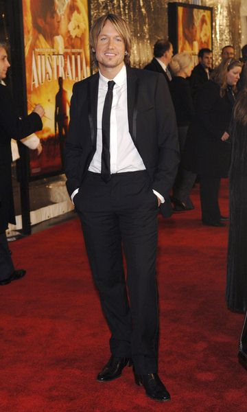 Keith Urban at 'Australia' New York City Premiere at Ziegfeld Theatre, New York City, NY, USA