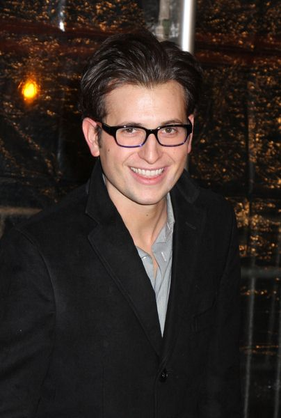 Peter Cincotti at 'Australia' New York City Premiere at Ziegfeld Theatre, New York City, NY, USA