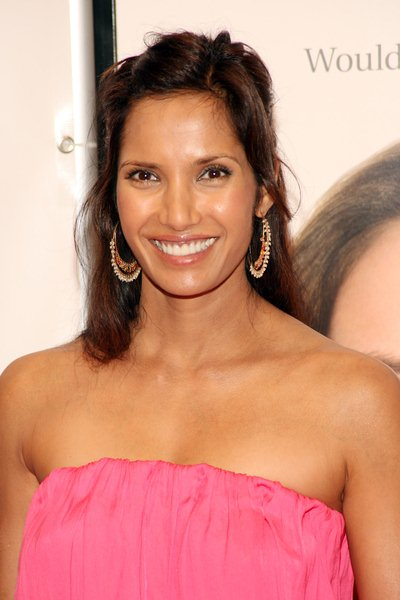 Padma Lakshmi at 'Baby Mama' New York City Premiere - Arrivals - Ziegfeld Theatre. New York City, NY, USA