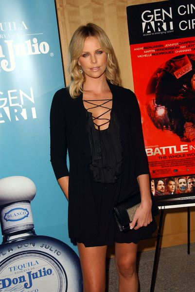 Charlize Theron at 'Battle In Seattle' Special Screening - Arrivals at Clarity Theater, Beverly Hills, CA. USA
