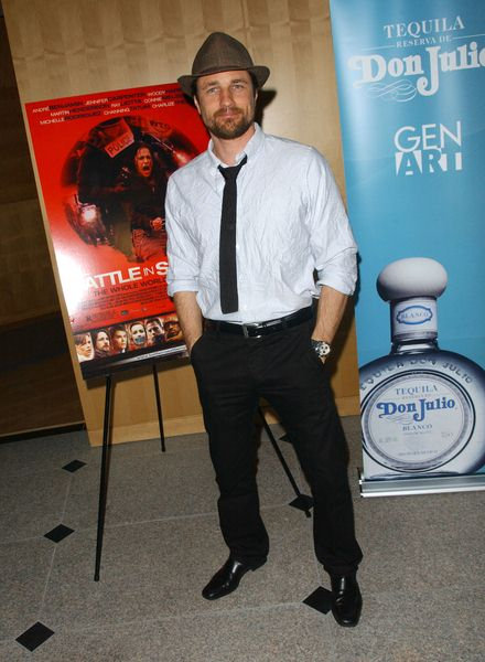 Martin Henderson at 'Battle In Seattle' Special Screening - Arrivals at Clarity Theater, Beverly Hills, CA. USA