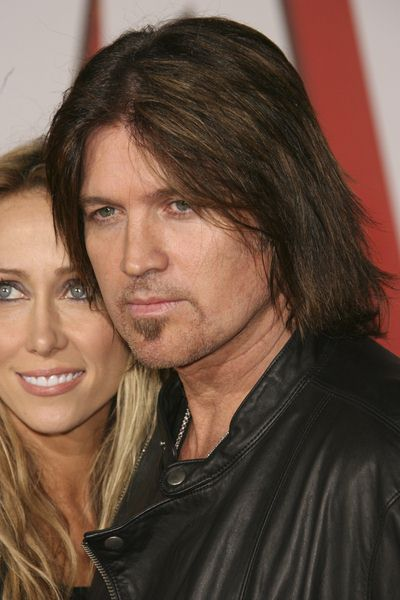 Billy Ray Cyrus at 'Bolt' World Premiere at El Capitan Theatre in Hollywood, CA, USA