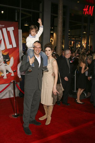 Diedrich Bader at 'Bolt' World Premiere at El Capitan Theatre in Hollywood, CA, USA
