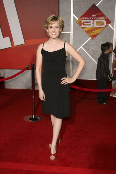 Kari Wahlgren at 'Bolt' World Premiere at El Capitan Theatre in Hollywood, CA, USA