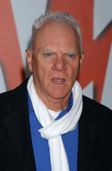 Malcolm McDowell at 'Bolt' World Premiere at El Capitan Theatre in Hollywood, CA, USA