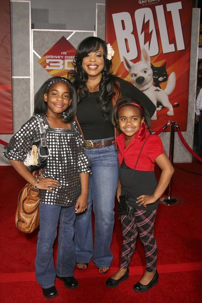Niecy Nash at 'Bolt' World Premiere at El Capitan Theatre in Hollywood, CA, USA