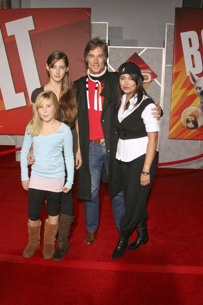 Ronn Moss at 'Bolt' World Premiere at El Capitan Theatre in Hollywood, CA, USA