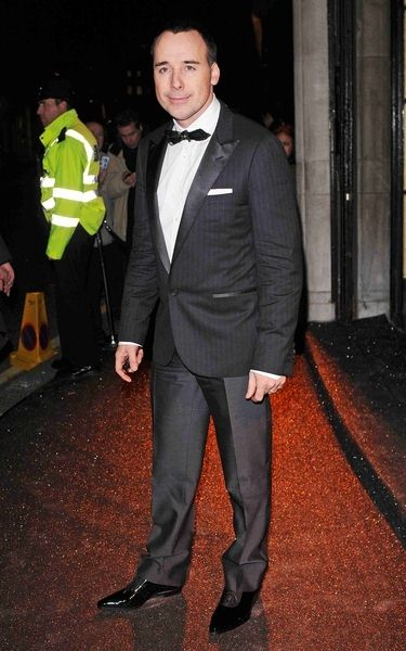 David Furnish at British Fashion Awards 2008 at Royal Horticultural Hall, London, UK