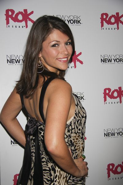DeAnna Pappas at Brittny Gastineau Celebrates Her 25th Birthday at Rok Vegas - Rok Vegas at the New York New York Hotel and Casino, Las Vegas, NV, USA