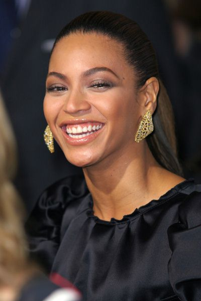 Beyonce Knowles at 'Cadillac Records' Los Angeles Premiere at The Egyptian Theatre, Los Angeles, CA, USA