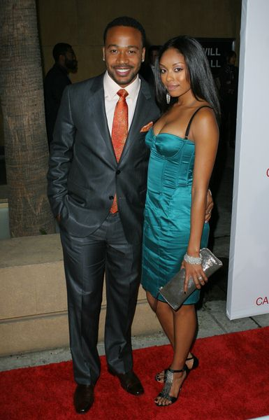 Columbus Short, Guest at 'Cadillac Records' Los Angeles Premiere at The Egyptian Theatre, Los Angeles, CA, USA