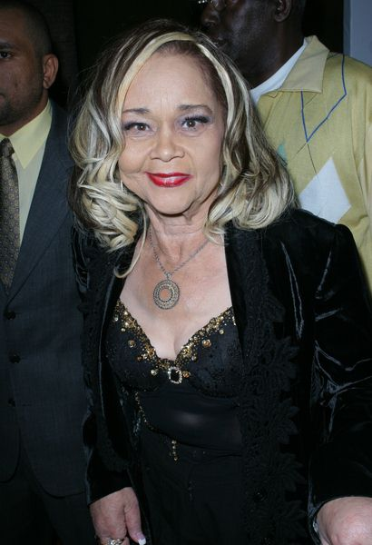 Etta James at 'Cadillac Records' Los Angeles Premiere at The Egyptian Theatre, Los Angeles, CA, USA