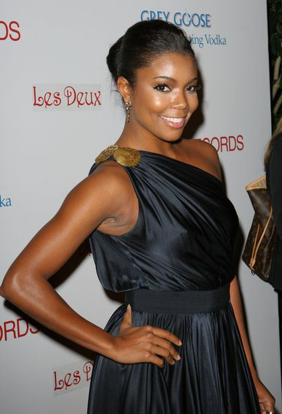 Gabrielle Union at 'Cadillac Records' Los Angeles Premiere at The Egyptian Theatre, Los Angeles, CA, USA