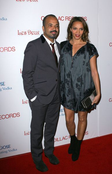 Jeffrey Wright at 'Cadillac Records' Los Angeles Premiere at The Egyptian Theatre, Los Angeles, CA, USA