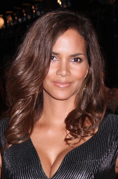 Halle Berry at Calvin Klein 40th Anniversary Celebration - High Line, New York City, NY, USA