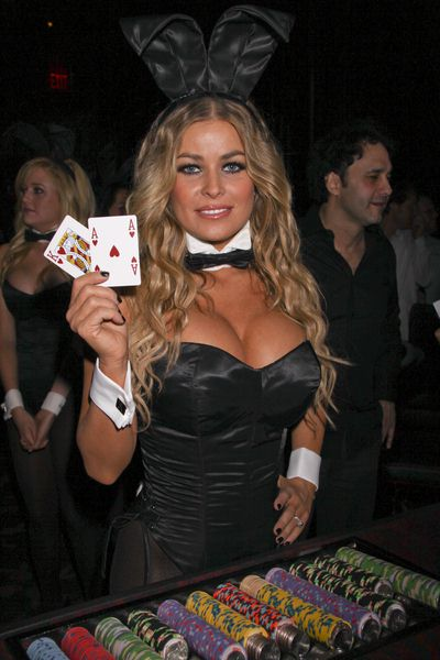 Carmen Electra at Carmen Electra at The Playboy Club at the Palms Hotel and Casino Resort in Las Vegas, NV, USA