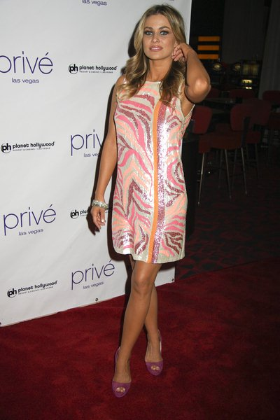 Carmen Electra at Carmen Electra Hosts Party at Prive Las Vegas at Planet Hollywood Hotel and Casino, Las Vegas