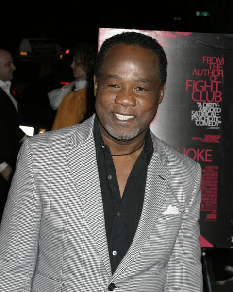 Isiah Whitlock Jr at 'Choke' New York City Special Screening at Landmark Sunshine Cinemas, 143 Houston Street, New York City, NY, USA