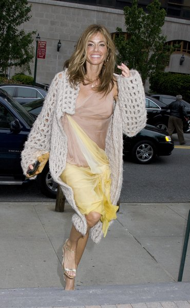 Kelly Bensimon at Christian Dior Cruise 2009 Collection - Gustavino's 409 East 59th Street, New York City, NY, USA