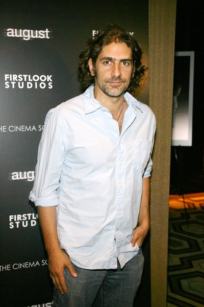 Michael Imperioli at The Cinema Society Hosted a Special Screening of 'August' at Tribeca Grand Screening Room, 2 Avenue of The Americas, New York City, NY, USA
