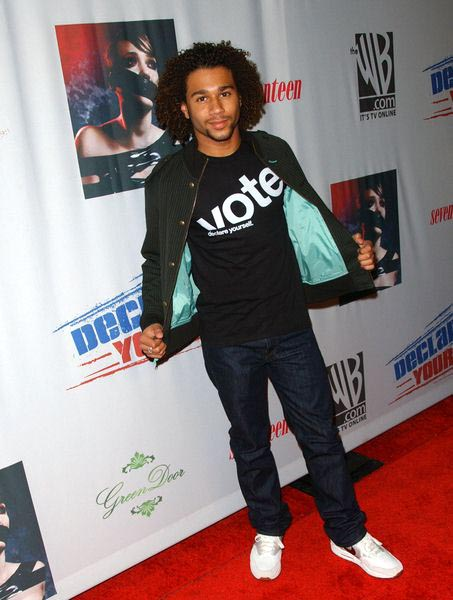 Corbin Bleu at Declare Yourself's 'Domino Effect' Hollywood Party at The Green Door, Hollywood, CA. USA