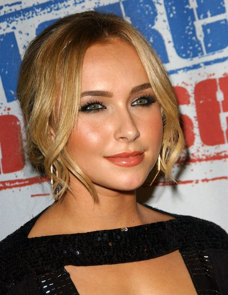 Hayden Panettiere at Declare Yourself's 'Domino Effect' Hollywood Party at The Green Door, Hollywood, CA. USA