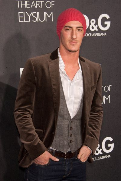 Eric Balfour at DG Flagship Boutique Opening Benefiting The Art of Elysium at DG, Los Angeles, CA USA