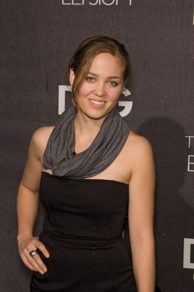 Erika Christensen at DG Flagship Boutique Opening Benefiting The Art of Elysium at DG, Los Angeles, CA USA