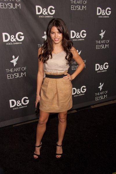Jenna Dewan at DG Flagship Boutique Opening Benefiting The Art of Elysium at DG, Los Angeles, CA USA