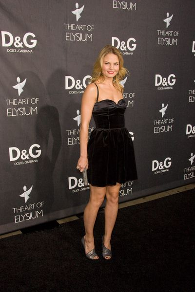 Jennifer Morrison at DG Flagship Boutique Opening Benefiting The Art of Elysium at DG, Los Angeles, CA USA