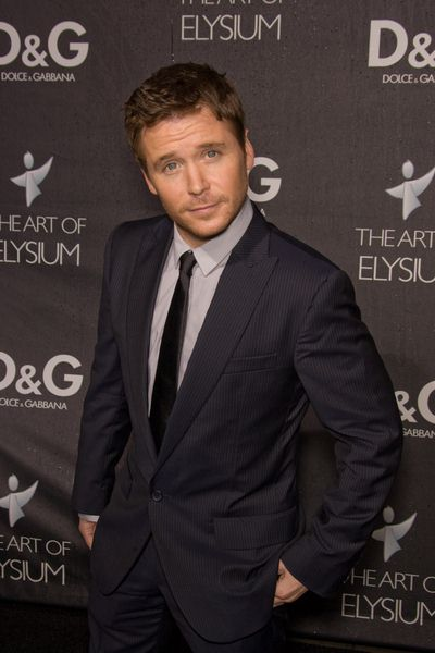 Kevin Connolly at DG Flagship Boutique Opening Benefiting The Art of Elysium at DG, Los Angeles, CA USA