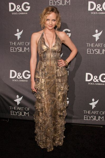 Marley Shelton at DG Flagship Boutique Opening Benefiting The Art of Elysium at DG, Los Angeles, CA USA