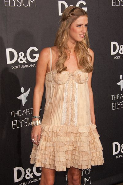 Nicky Hilton at DG Flagship Boutique Opening Benefiting The Art of Elysium at DG, Los Angeles, CA USA