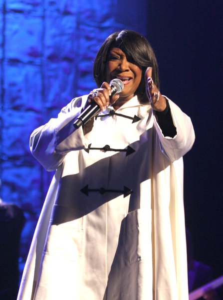 Patti LaBelle at 'Divas With Heart' Concert At Radio City Music Hall in New York on May 4, 2008 - Rasio City Music Hall, New York City, NY, USA