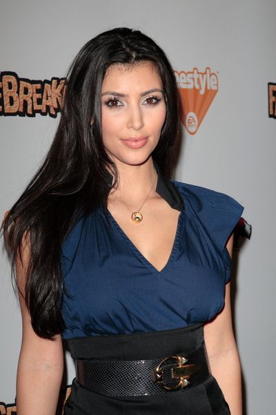 Kim Kardashian at EA Sports Freestyle's Facebreaker VIP Launch Party at Avalon Hollywood, Hollywood, CA, USA