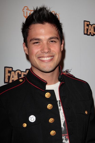 Michael Copon at EA Sports Freestyle's Facebreaker VIP Launch Party at Avalon Hollywood, Hollywood, CA, USA