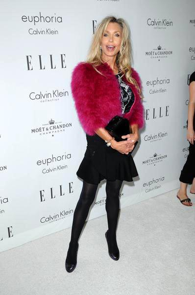 Heather Thomas at ELLE Magazine's 15th Annual Women in Hollywood Tribute - Arrivals at The Four Seasons Hotel, Beverly Hills, CA, USA