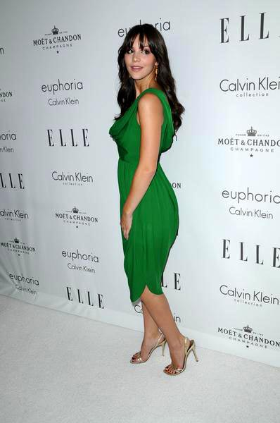 Katharine McPhee at ELLE Magazine's 15th Annual Women in Hollywood Tribute - Arrivals at The Four Seasons Hotel, Beverly Hills, CA, USA