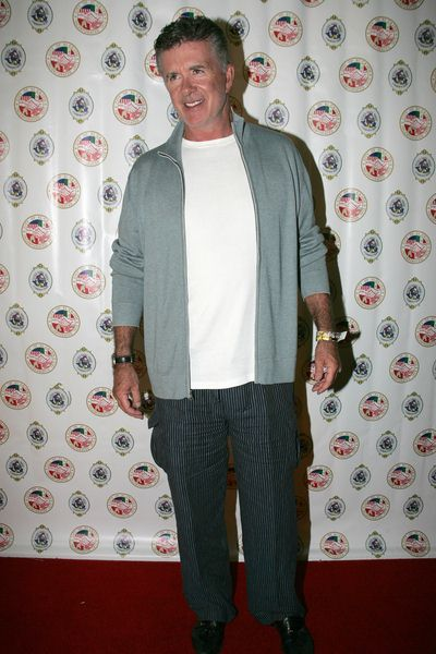 Alan Thicke at Evening With The Stars 2008 Party to benefit the Mother Goose Parade Association and it's ongoing educational Young Ambassadors program at W Hotel in San Diego, CA, USA