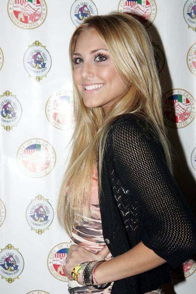 Cassie Scerbo at Evening With The Stars 2008 Party to benefit the Mother Goose Parade Association and it's ongoing educational Young Ambassadors program at W Hotel in San Diego, CA, USA