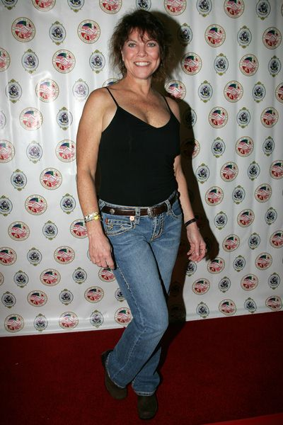 Erin Moran at Evening With The Stars 2008 Party to benefit the Mother Goose Parade Association and it's ongoing educational Young Ambassadors program at W Hotel in San Diego, CA, USA
