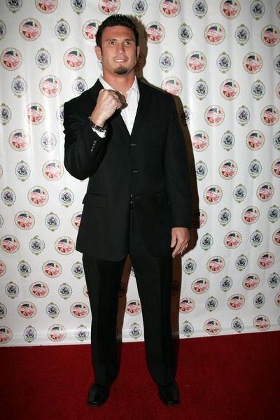 Karl James Noone at Evening With The Stars 2008 Party to benefit the Mother Goose Parade Association and it's ongoing educational Young Ambassadors program at W Hotel in San Diego, CA, USA