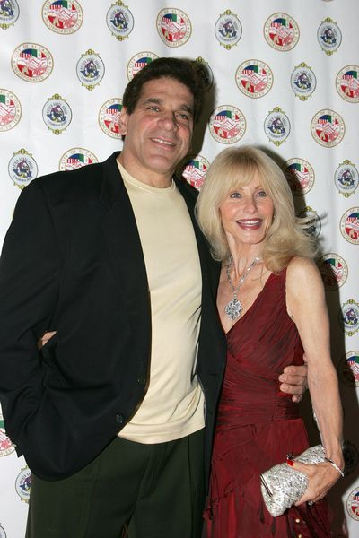 Lou Ferrigno, Carla (wife) at Evening With The Stars 2008 Party to benefit the Mother Goose Parade Association and it's ongoing educational Young Ambassadors program at W Hotel in San Diego, CA, USA