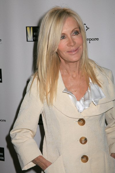 Joan Van Ark at 'Fashion Votes' Hosted by Nanette Lepore and Kerry Washington - Nanette Lepore Boutique on Melrose Avenue, Los Angeles, CA, USA