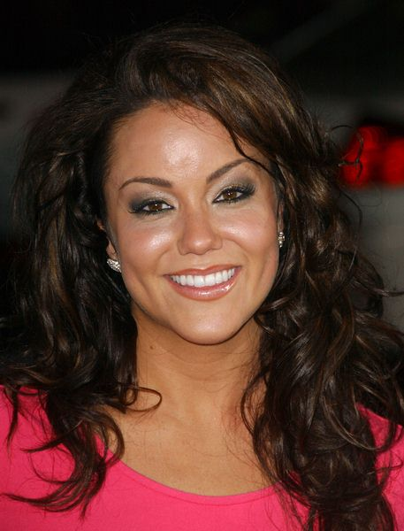 Katy Mixon at 'Four Christmases' World Premiere at Grauman's Chinese Theater, Hollywood, CA, USA