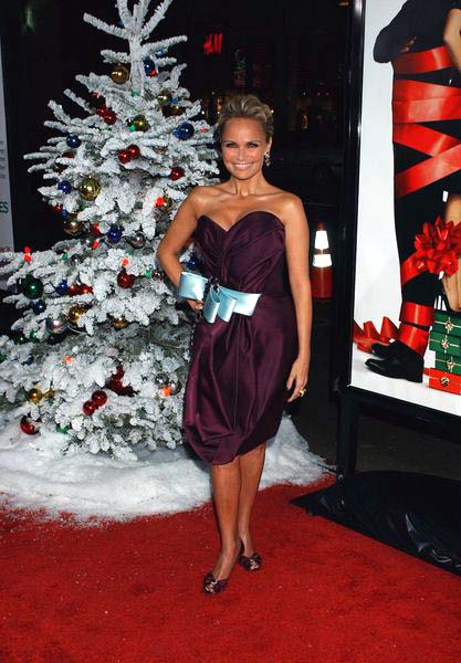 Kristin Chenoweth at 'Four Christmases' World Premiere at Grauman's Chinese Theater, Hollywood, CA, USA