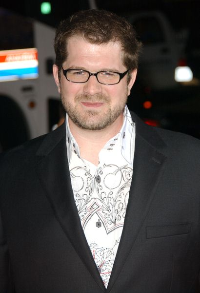 Seth Gordon at 'Four Christmases' World Premiere at Grauman's Chinese Theater, Hollywood, CA, USA
