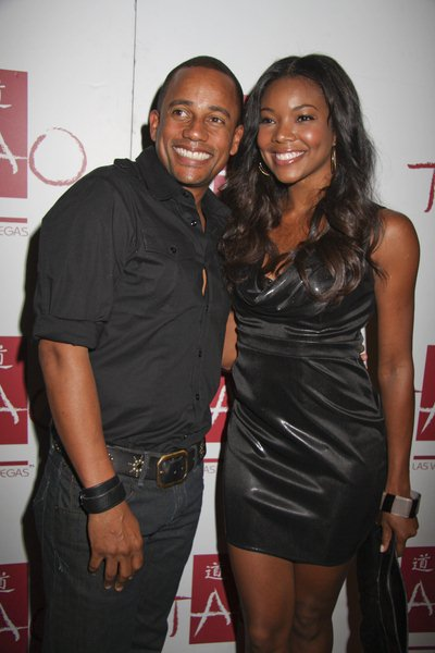 Gabrielle Union, Hill Harper at Gabrielle Union Hosts TAO Las Vegas to Kick Off the Start of Memorial Day Weekend in Las Vegas at TAO Venetian Hotel and Casino, Las Vegas, NV, USA