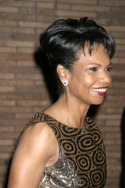Condoleezza Rice at Glamour Magazine Honors the 2008 Women of the Year at Carnegie Hall in New York City, NY, USA